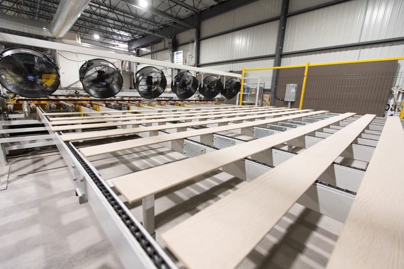 Finition SMB | Wood Component Finishing